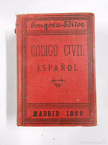 Codi Civil Espanyol