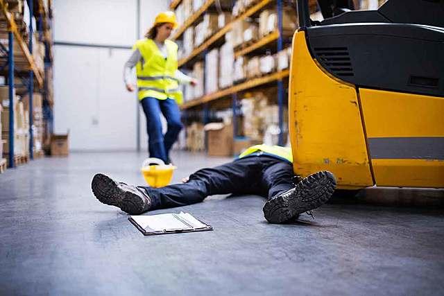 Llei i Reglament d'accidents de treball