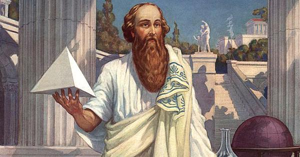 Ancient Greek Science (600 B.C - 400 B.C)