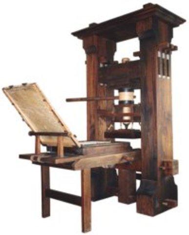Gutenburg Press