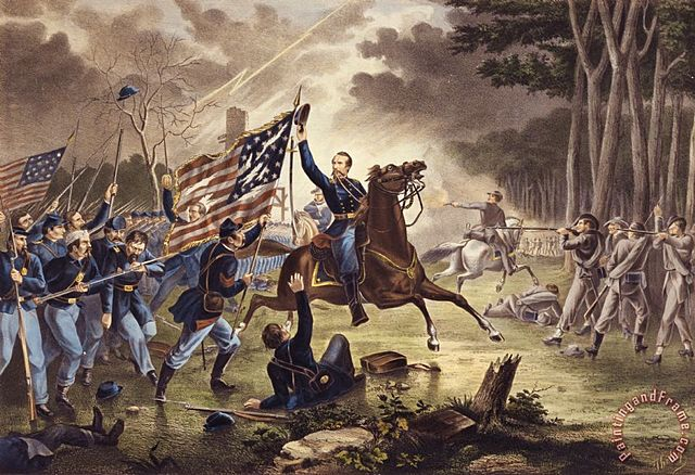 American Civil War Breaks Out **