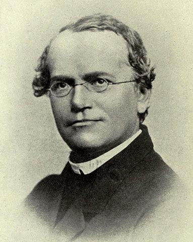 Gregor Mendel discovers the basic principles of genetics