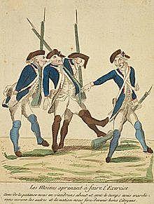 Formación de La Guardia Nacional