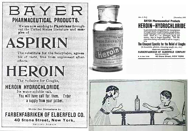 Bayer Pharmaceuticals is founded