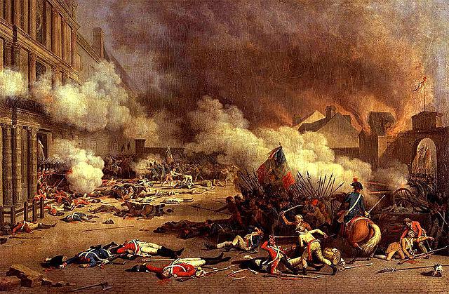 Francia le Declara Guerra a Austria