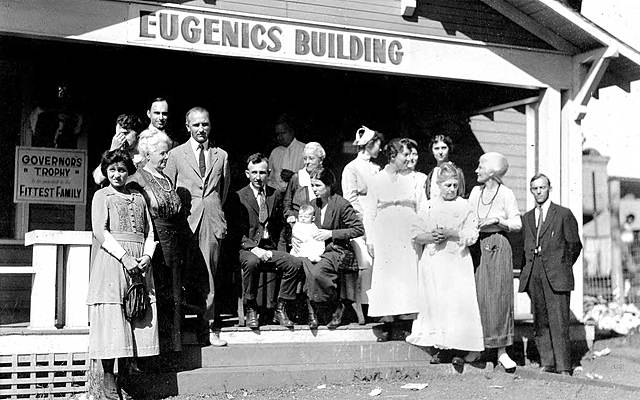 United States Eugenics Record Office is created