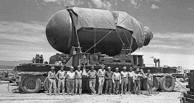 The Manhattan Project **