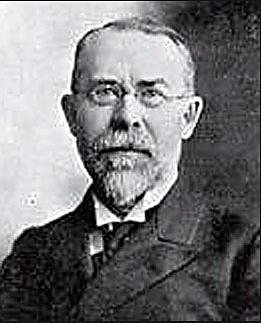 Sheldon Jackson was named Federal Education Agent for Alaska in 1885.