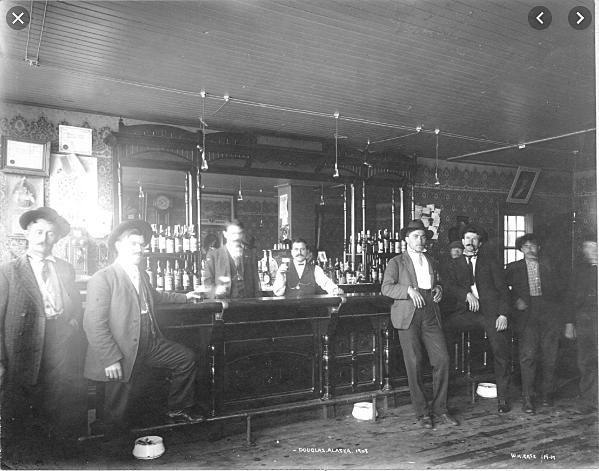 Alaska introduced a liquor licensing system in 1899.