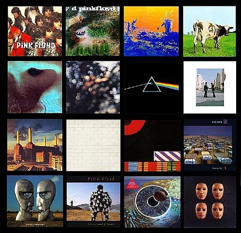 Discografia Pink Floyd