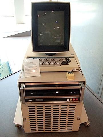 Os mouses da Xerox