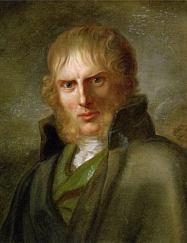 Nascita Caspar David Friedrich