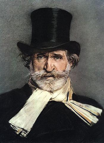 Nascita Giuseppe Verdi