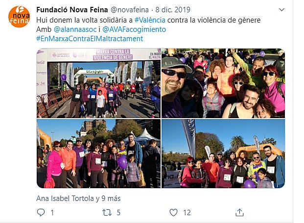 Volta Solidaria Asociacion  Alanna