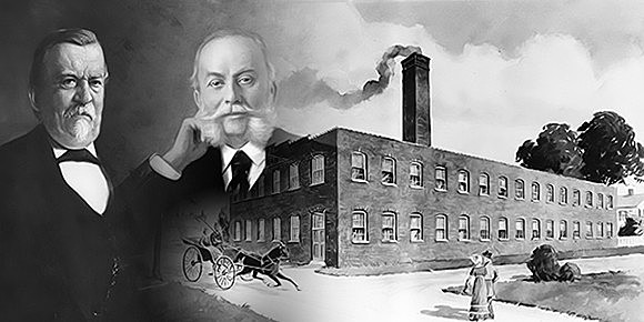 Pfizer is Founded