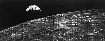 First Photograph of Earth From Moon!