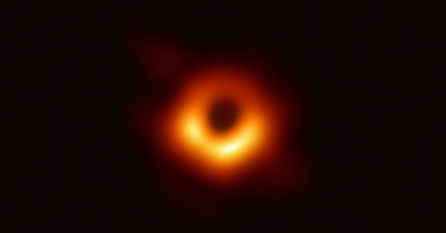 First Photo of Black Hole!