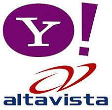 Yahoo! y Altavista lanzan sus motores de búsqueda.