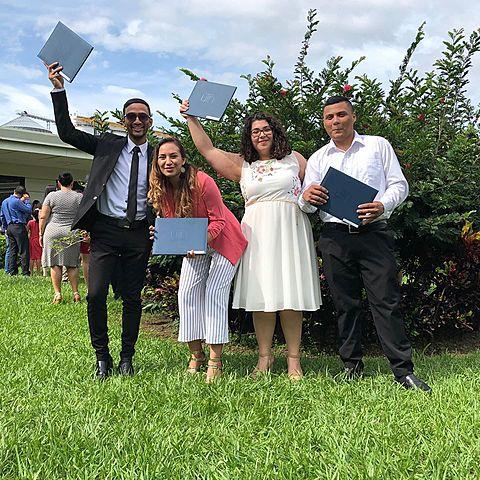 Graduación  de Diplomado