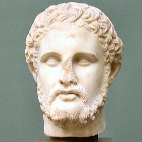 Greece: Philip II reigns in Macedonia