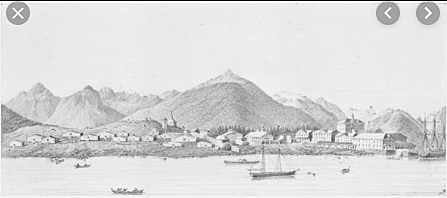 Veniaminov opened the New Archangel Seminary in Sitka on November 1845. Native languages were taught.