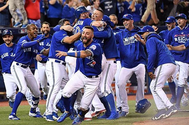 Blue Jays champion 2 fois de la MLB