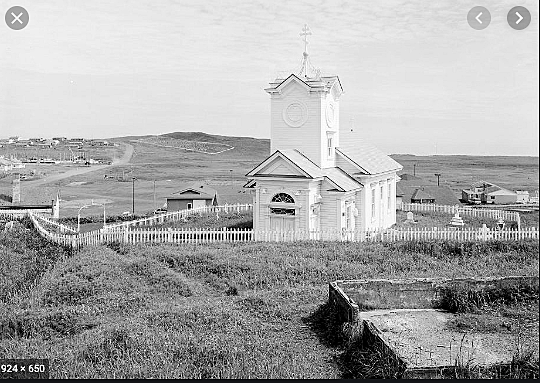 In 1921 the U.S. Government Closed the Orthodox Church School on St. Paul Island by force.
