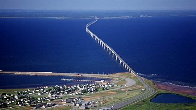 Inaguration du pont de la confederation