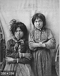 In 1880 Sarah Dickenson, an Alaskan Native woman, was commissioned by the board of education to open a school for the Chilkat Tlingits.