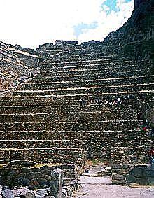Vilcabamba becomes the new Inca capital.