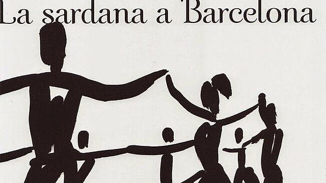 FET POLITIC LA SARDANA A BARCELONA