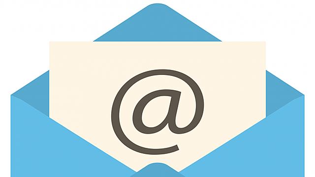 Envio do 1º email