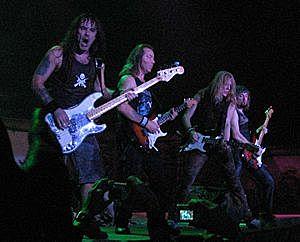 Es crea el grup Iron Maiden.