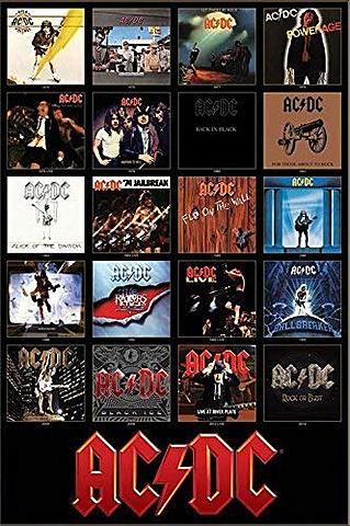 Discografia AC/DC