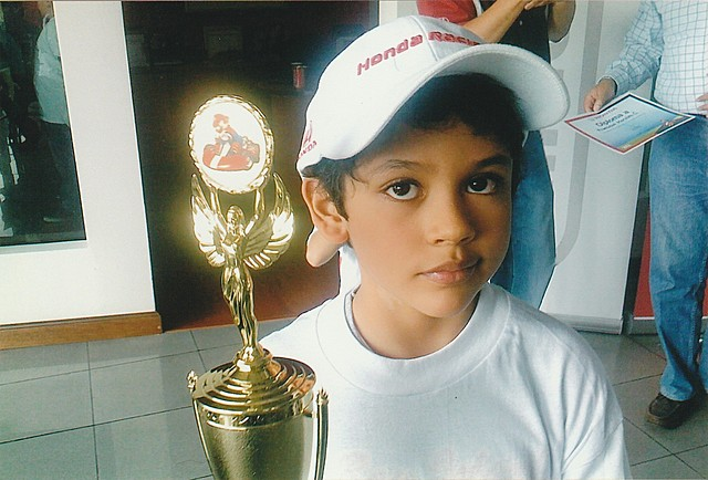 Ganador Torneo de Mario Kart