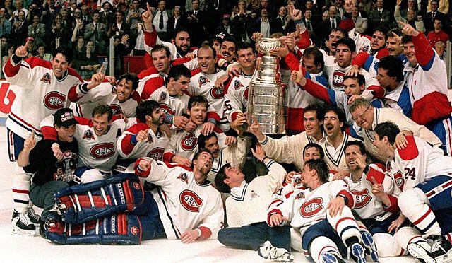 24e Coupe Stanley du du Canadien de Montréal