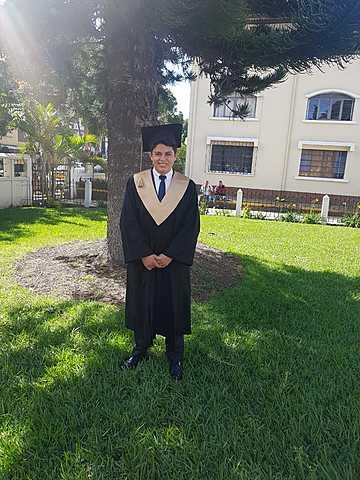Graduación de Diversificado