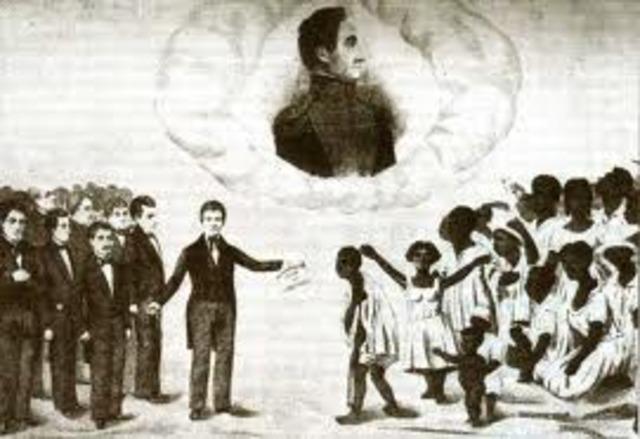ABOLICIÓN DE LA ESCLAVITUD EN LOS TERRITORIOS BRITANICOS