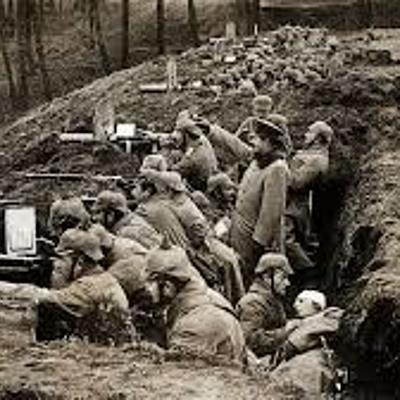 Primera Guerra Mundial, Revolució Russa i Entreguerres timeline