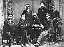 Escissió entre bolxevics i menxevics