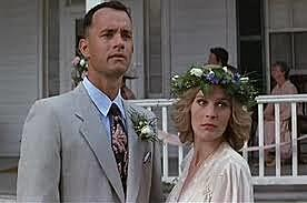 Jenny and Forrest Get Married