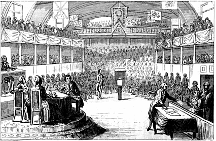 Formation of the National Convention