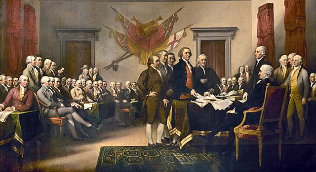 A Meeting in Philadelphia