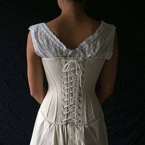 The S-Bend Corset