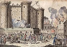Bastille is Stormed
