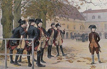 Napoleon graduates