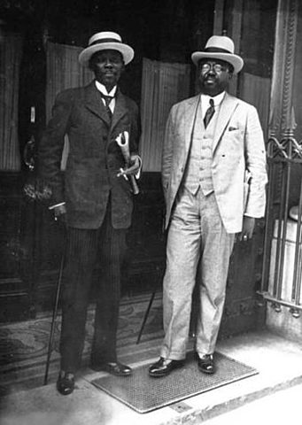 Men Fashion in 1920s