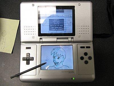 Nintendo Dual Screen (DS)