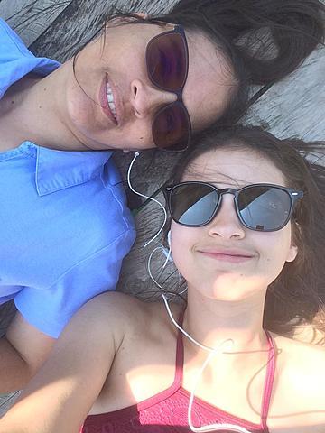 Viaje madre e hija