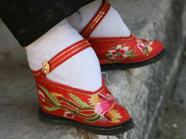 Song Dynasty, Foot Binding